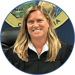 Judge Kristin Rosi