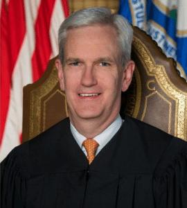 Judge Andrew McDonald