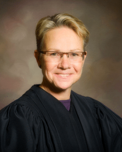 "Judge Josephine ""Jodie"" Mooney"